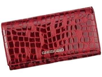 Gregorio FS-114 ciemny czerwony