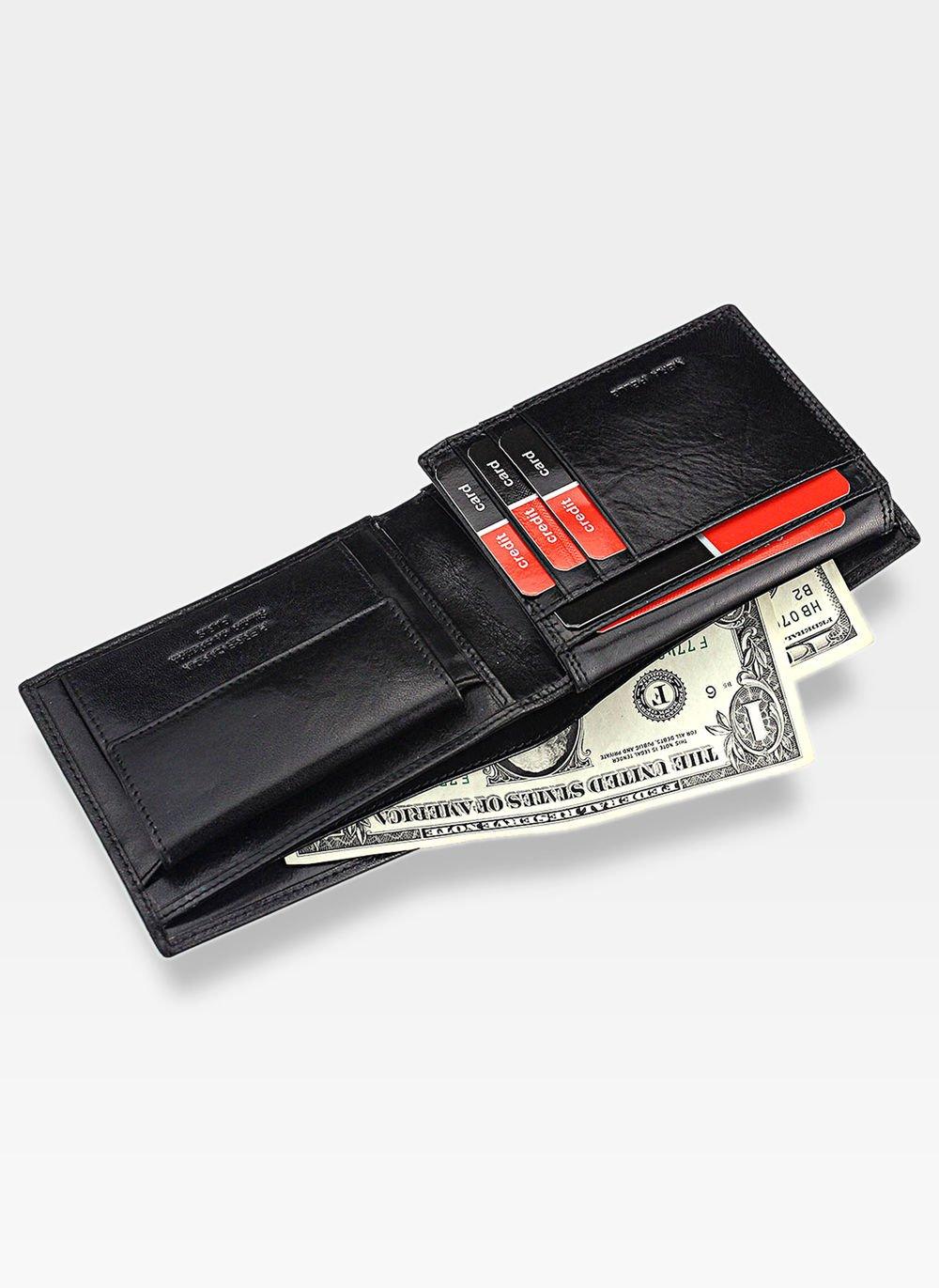 fb4c3561b0f41 Portfel Męski Pierre Cardin ys520.1 8806 + Ninja Card Zestaw Na ...