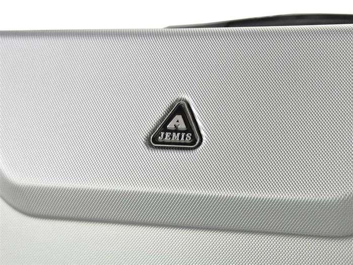 A4 Jemis BS195# srebrny