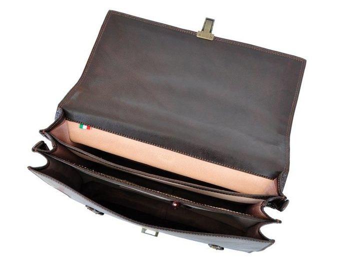 A4 Pierre Cardin 1357 RM02 brązowy