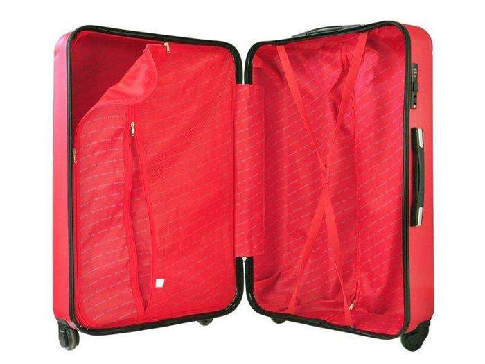 A4 Pierre Cardin ABS1226 RUIAN07 x3 Z czerwony