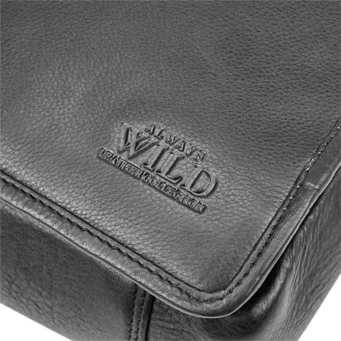 Always Wild 502-NDM czarny