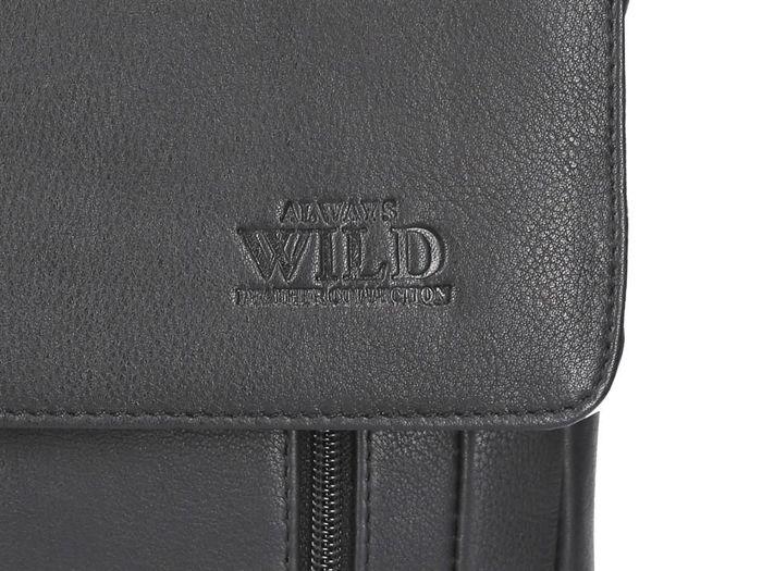 Always Wild 787-NDM czarny