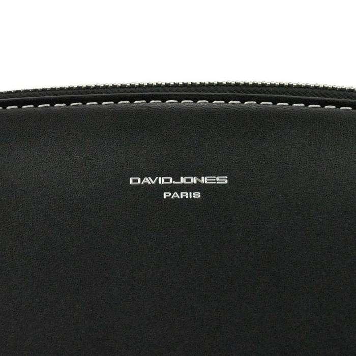 Damska Torebka ekologiczna David Jones SS5910-1 niebieski