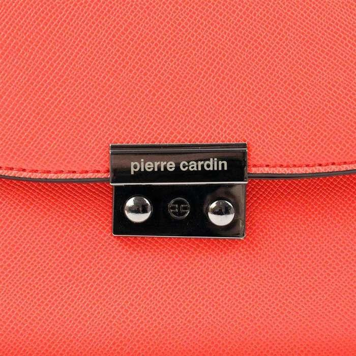 Damska Torebka ekologiczna Pierre Cardin LF01 7486 czerwony