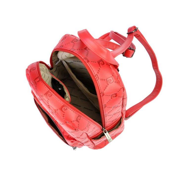 Damska Torebka ekologiczna Pierre Cardin LF02 61774 czerwony
