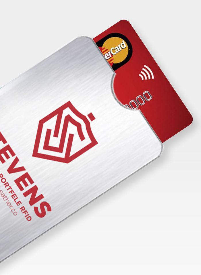 Etui Ochronne 100% Antykradzieżowe Dla Kart Zbliżeniowych Kredytowych RFID PAYPASS STEVENS