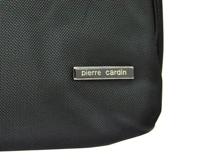 Pierre Cardin 1020 XINU06 czarny + popiel