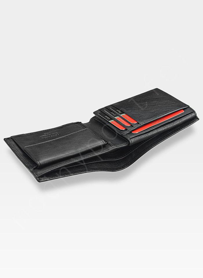 Portfel Męski Skórzany Pierre Cardin 8806 Ochrona RFID