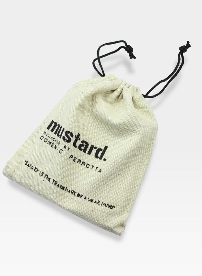 Portfel Skórzany Męski Mustard Accesories (xtc)