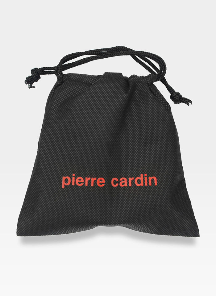 Skórzany Pasek Męski Pierre Cardin 70154 Super Jakość