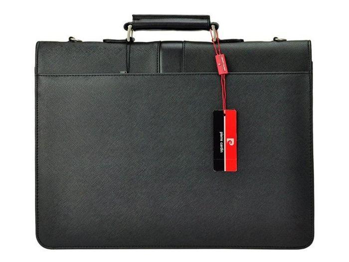 Teczka Aktówka A4 Pierre Cardin 10347 INN01 czarny