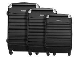 Pierre Cardin ABS1216 RUIAN03 x3 Z czarny